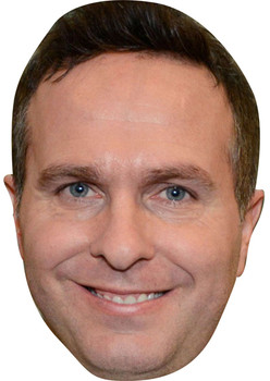 Michael Vaughan Sports Face Mask