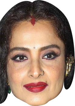 Rekha Bollywood Face Mask