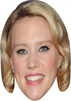 Kate Mckinnon3 Celebrity Face Mask
