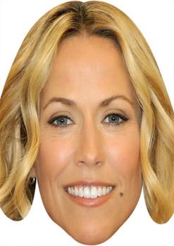 Sheryl Crow2 Celebrity Face Mask