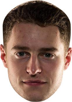 Stoffel Vandoorne Celebrity Face Mask