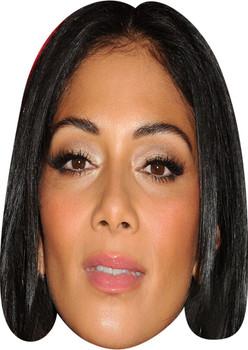Nicole Scherzinger Celebrity Facemask