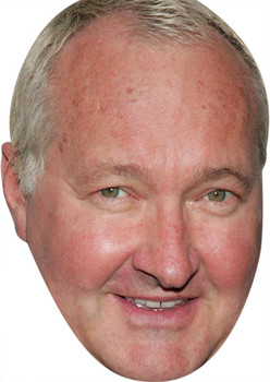 Randy Quaid Tv Stars Face Mask