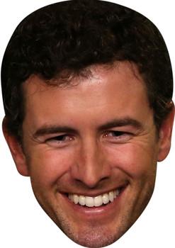 Adam Scott Golf Stars Face Mask
