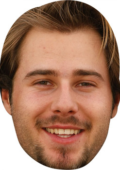 Victor Dubuisson Golf Stars Face Mask