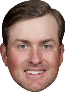 Webb Simpson Golf Stars Face Mask