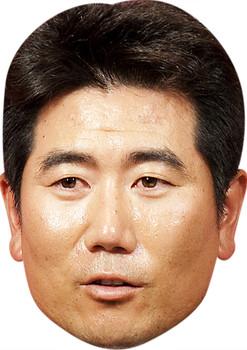 Ye Yang Golf Stars Face Mask
