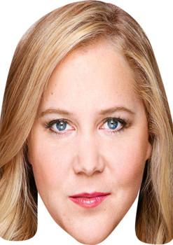 Amy Schmuer Comedian Face Mask
