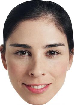 Sarah Silverman Comedian Face Mask
