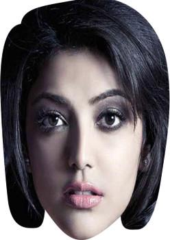 Kajal Agarwal 2018 Bollywood Face Mask