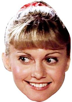 Sandy Grease Celebrity Face Mask