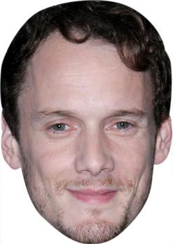 Yelchin MH 2018 Celebrity Face Mask