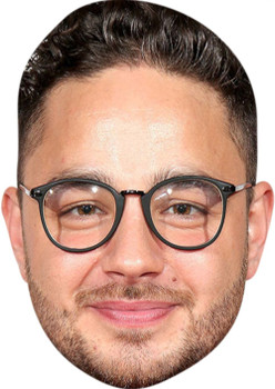 Adam Thomas MH 2018 Tv Celebrity Face Mask