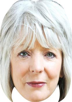 Alison Steadman Tv Celebrity Face Mask