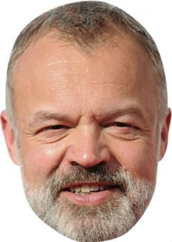 Graham Norton MH 2018 Tv Celebrity Face Mask