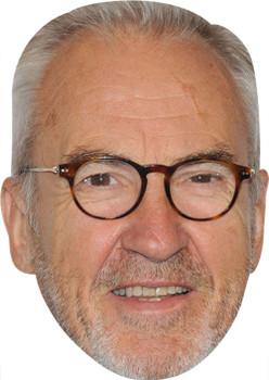 Larry Lamb MH 2018 Tv Celebrity Face Mask