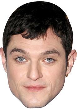 Mathew Horne Tv Celebrity Face Mask