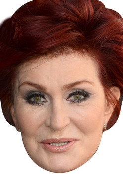 Sharon Osborne Amazon 2018 Tv Celebrity Face Mask