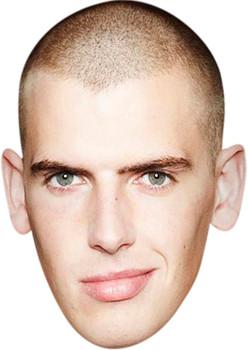 Alex Moss Celebrity Party Face Mask