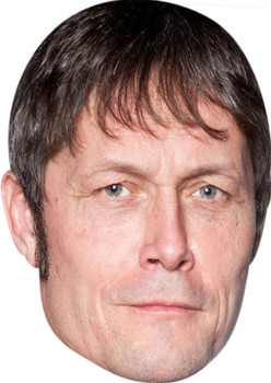 Bill Ward James Barton Celebrity Party Face Mask