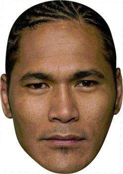 Alex Tuilagi Celebrity Party Face Mask