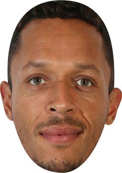 Adriano Barcelona Football Sensation Face Mask