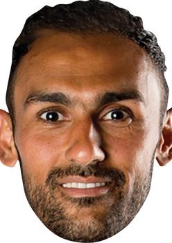 Ahmed Elmohamady Football Sensation Face Mask