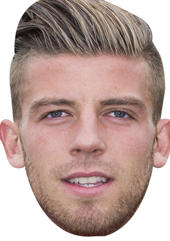 Toby Alderweireld Belgium Football Sensation Face Mask