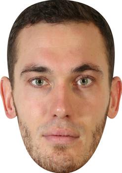 Vermaelen Football Sensation Face Mask