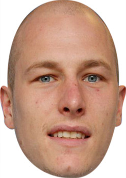 Aaron Mooy Tv Movie Star Face Mask