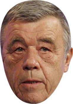 Tony Green Darts Bullseye Tv Movie Star Face Mask