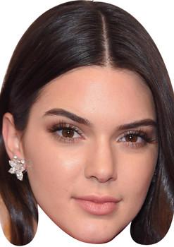 Kendall Jenner Copy Tv Movie Star Face Mask