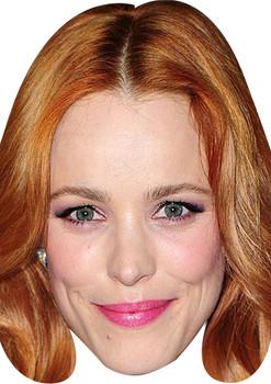 Rachel Mcadams Copy Tv Movie Star Face Mask