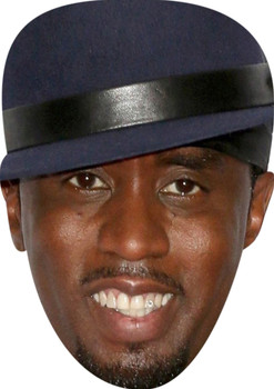 Sean Combs Celebrity Music Star Face Mask