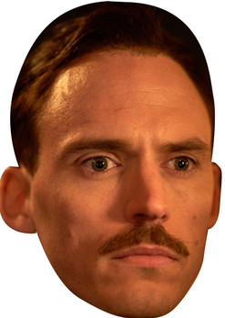 Oswald Mosely Peaky Blinders Tv Movie Star Face Mask