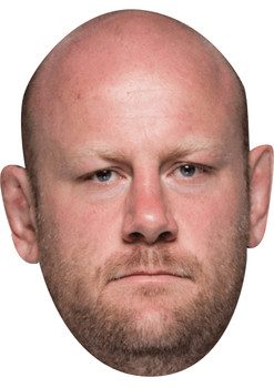 Dan Cole England Rugby Celebrity Face Mask