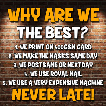 Louis walsh mint celebrity party face fancy dress