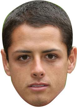 Javier Chicharito Hernandez Face Mask