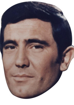 George Lazenby James Bond celebrity Party Face Fancy Dress