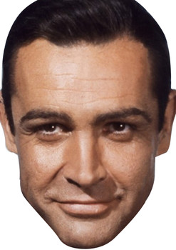 Sean Connery James Bond Face Mask