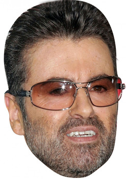 George Michael Face Mask