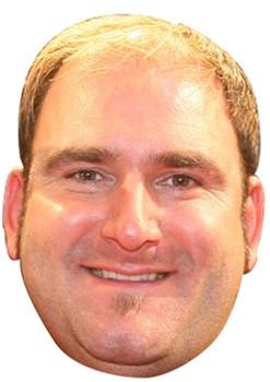 Scott Waites Lakeside Darts Face Mask