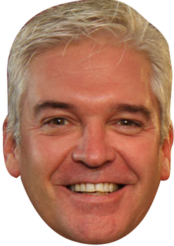 Philip Schofield Face Mask