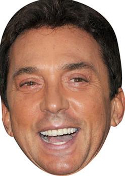 Bruno Tonioli Face Mask