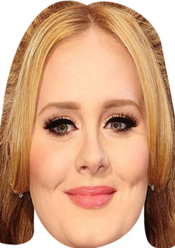Adele celebrity Party Face Fancy Dress