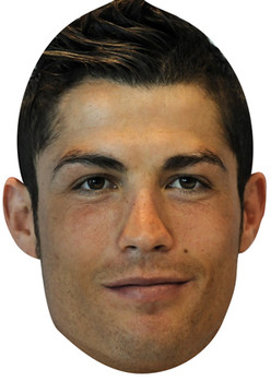 Christiano Ronaldo Face Mask