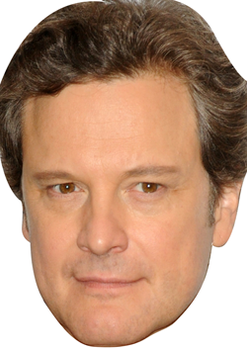 Colin Firth Face Mask