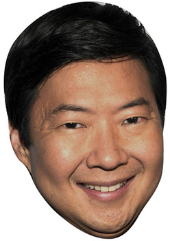 Ken Jeong Face Mask