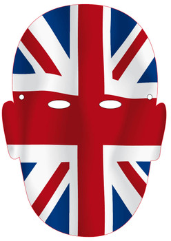 Great Britain Face Mask Olympic Mask