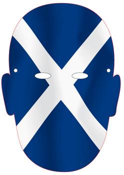 Scotland Face Mask Olympic Mask